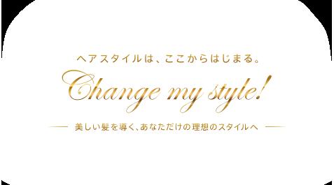 Change my style
