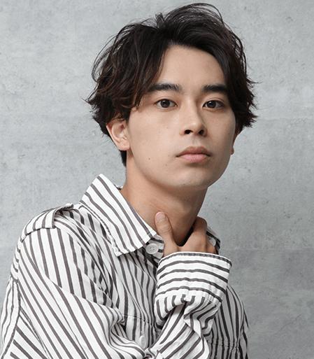 メンズのスタイルのヘアカタログ・ヘアスタイル・髪型のイメージ・テイスト画像